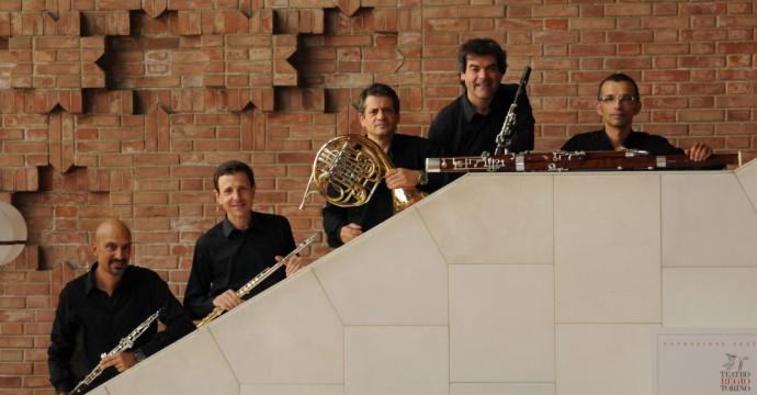 Quintetto Prestige del Teatro Regio di Torino