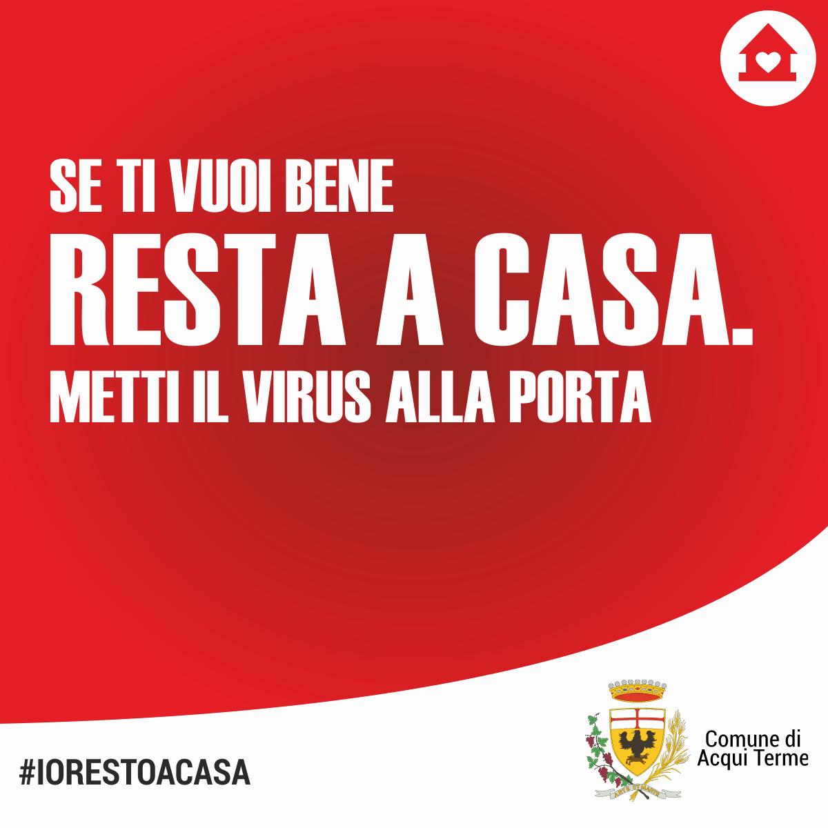 Postcard 1 - #iorestoacasa