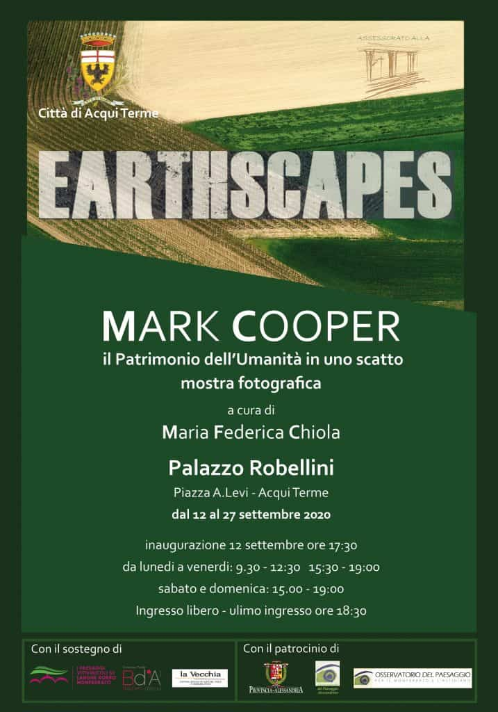 Earthscapes - mostra Acqui Terme