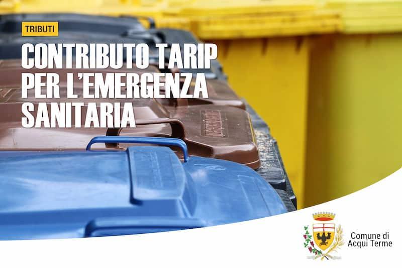 Immagine - Agevolazione TARIP