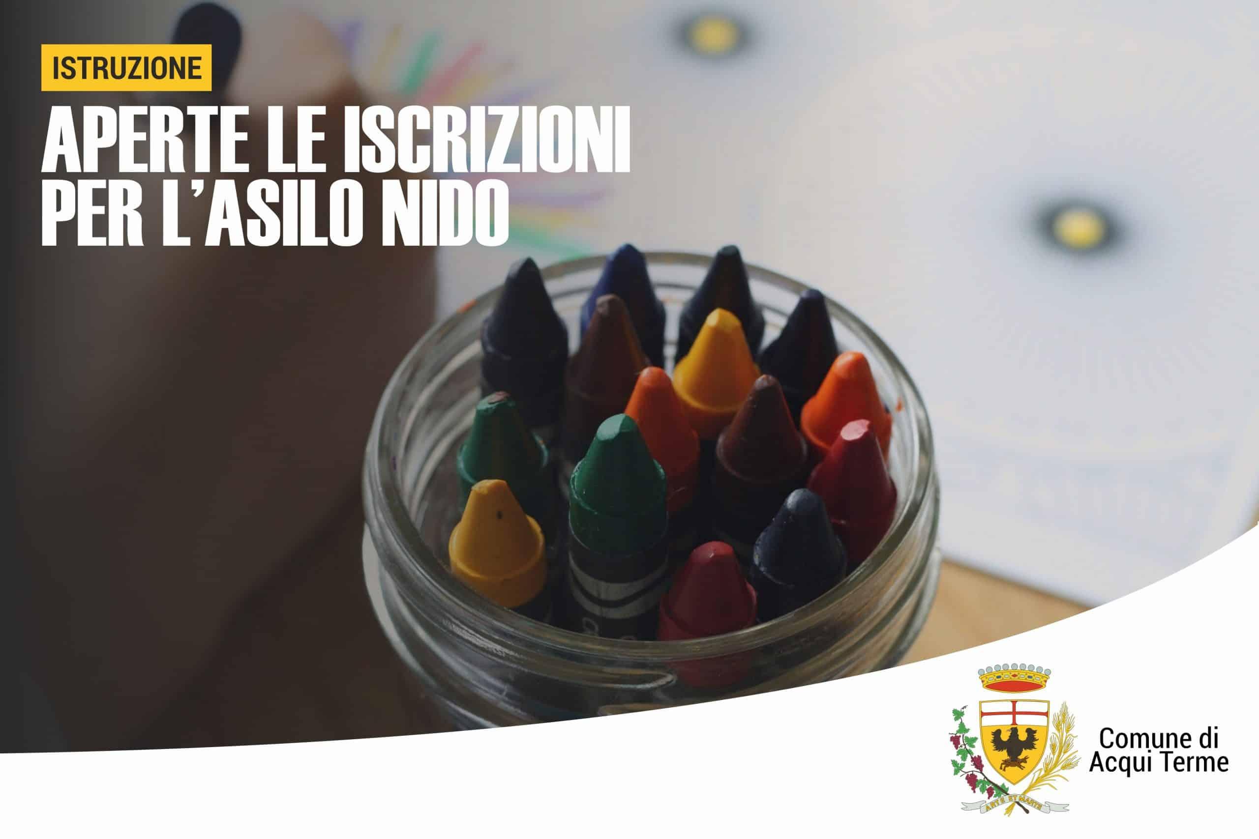Immagine - Aperte le iscrizioni per l'asilo nido